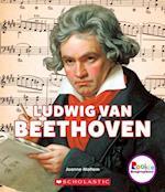 Ludwig Van Beethoven (Rookie Biographies Hardcover)
