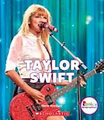 Taylor Swift (Rookie Biographies Hardcover)
