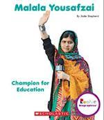 Malala Yousafzai (Rookie Biographies)