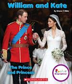 William and Kate (Rookie Biographies)