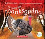 Let's Celebrate Thanksgiving (Rookie Poetry)