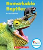 Remarkable Reptiles (Rookie Read-About Science)