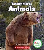 Totally Fierce Animals (Rookie Amazing America)