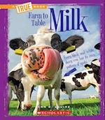 Milk (True Bookfarm to Table)