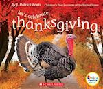 Let's Celebrate Thanksgiving (Rookie Poetryholidays and Celebrations)