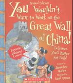 You Wouldn't Want to Work on the Great Wall of China! (You Wouldn't Want to)