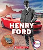 Henry Ford (Rookie Biographies Hardcover)