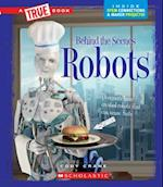 Robots (True Bookbehind the Scenes)
