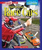 Race Cars (True Bookbehind the Scenes)