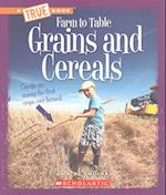 Grains and Cereals (True Books)