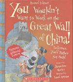You Wouldn't Want to Work on the Great Wall of China! (You Wouldn't Want To…: History of the World)
