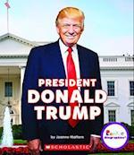 President Donald Trump (Rookie Biographies)