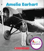 Amelia Earhart (Rookie Biographies)