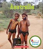 Australia af Rebecca Hirsch