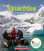 Antarctica af Rebecca Hirsch