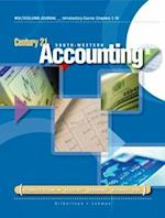 Introductory Course, Chapters 1-16 for Gilbertson/Lehman's Century 21 Accounting: Multicolumn Journal, 9th