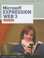 Microsoft Expression Web 3 (Shelly Cashman)
