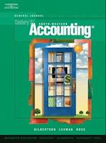 Century 21 Accounting af Kenton E Ross, Mark W Lehman, Claudia B Gilbertson