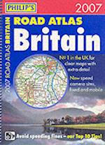 Philip's Road Atlas Britain