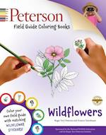 Wildflowers (Peterson Field Guide Coloring Books)