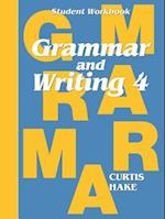 Grammar and Writing 4 (Steck Vaughn Grammar Writing)