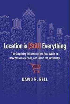 Bog, hardback Location Is Still Everything af David R. Bell