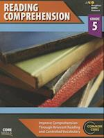 Core Skills Reading Comprehension, Grade 5 (Steck vaughn Core Skills Reading Comprehension)