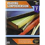 Core Skills Reading Comprehension, Grade 7 (Steck vaughn Core Skills Reading Comprehension)