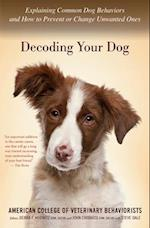 Decoding Your Dog af American College of Veterinary Behaviorists