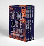 The Giver Quartet Boxed Set (Giver Quartet)