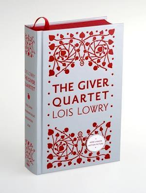 Bog, hardback The Giver Quartet af Lois Lowry