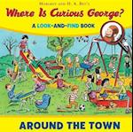 Where is Curious George? Around the Town af H. A. Rey