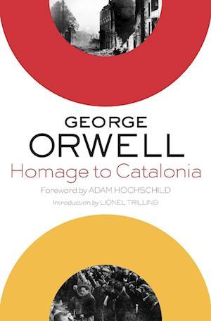 Bog paperback Homage to Catalonia af George Orwell