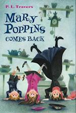 Mary Poppins Comes Back af P. L. Travers