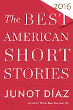 The Best American Short Stories 2016 (The Best American)