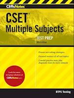 CliffsNotes CSET Multiple Subjects (Cliffsnotes)