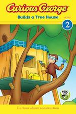 Curious George Builds a Tree House (Curious George Early Readers)