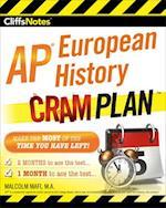 CliffsNotes AP European History Cram Plan (Cliffsnotes)
