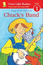 Chuck's Band (Green Light Readers. Level 1)