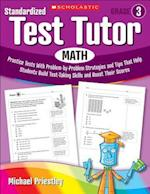 Standardized Test Tutor, Math Grade 3 (Standardized Test Tutor)