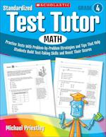 Standardized Test Tutor, Math Grade 4 (Standardized Test Tutor)