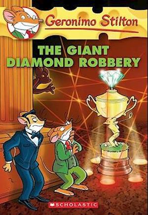 Bog paperback The Giant Diamond Robbery af Geronimo Stilton