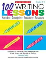 100 Writing Lessons