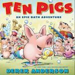 Ten Pigs af Derek Anderson