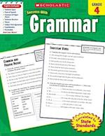 Scholastic Success With Grammar, Grade 4