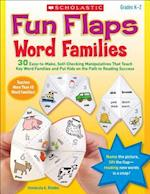 Fun Flaps: Word Families (FUN FLAPS)
