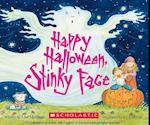 Happy Halloween, Stinky Face af Lisa McCourt