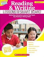 Reading & Writing Lessons for the Smart Board, Grades 2-3 (Teaching Resources)