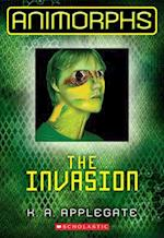 The Invasion af Katherine Applegate, K A Applegate