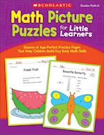 Math Picture Puzzles for Little Learners